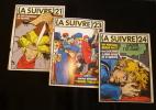 (A suivre) : lot de 20 numéros (du n°19-20 au n° 41). Collectif