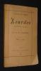 Etude critique sur Lourdes de M. Emile Zola. Rascol L.