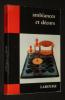 Ambiances et décors. Cingria H., Tournus J.