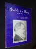 Anatole Le Braz (1859-1926) (les cahiers de l'Iroise, 28e année, n°1 (nouvelle série), janvier-mars 1981). Collectif