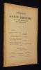 Mémoires de la Société d'Histoire et d'Archéologie de Bretagne, Tome XL (1960). Collectif