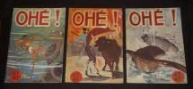 Ohé ! (N°1 à 3, avril - juin 1950). Collectif
