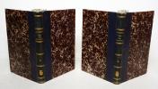 Les Baleiniers : Voyage aux terres antipodiques - Journal du Docteur Maynard (2 volumes). Dumas Alexandre
