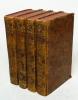 Recueil de lettres, pour servir d'eclaircissement à l'histoire militaire du regne de Louis XIV (4 volumes). Collectif