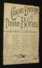 Chansons bretonnes de Théodore Botrel, 3e série : Le Navire du Forban. Botrel Théodore