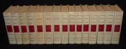 L'Oeuvre poétique d'Aragon (15 volumes). Aragon Louis