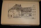 Les Vieilles villes du Rhin à travers la Suisse, l'Alsace, l'Allemagne et la Hollande. Robida A.
