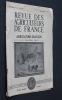 Revue des agriculteurs de France et agriculture pratique n°2 (73e année). Collectif