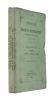 Annales de la Société d'émulation de l'Ain (18e année) (4 volumes). Collectif