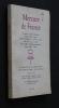 Mercure de France n°1219 (mai 1965) . Collectif, Nietzsche Friedrich, Valet Paul, Prevelakis Pandelis