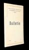 Bulletin n°1 de l'Institut culturel franco-bulgare de recherches scientifiques, 1955 (1ere année). Collectif