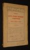 Bulletin du Comité d'études historiques et scientifiques de l'Afrique Occidentale Française, Tome XVII, n°4 - Année 1934, octobre-décembre. Collectif