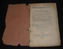 Concordance des calendriers républicain et grégorien, depuis 1793 jusques et compris l'An 23. Rondonneau L.
