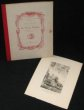 Eaux-fortes pour illustrer les contes de Pinot Duclos. Pinot Duclos