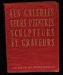 Guide de l'amateur, Les galeries, leurs peintres, sculpteurs et graveurs, annuaire 1961 des Galeries Françaises. Fourny Max