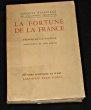 La fortune de france. Bainville Jacques