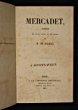 Mercadet, comédie en trois actes et en prose. Balzac Honoré de