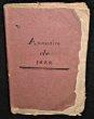 Annuaire présenté au Roi par le bureau des longitudes pour l'an 1822. Collectif