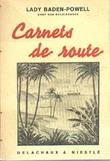 Carnets de route. Baden-Powell Lady
