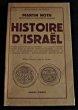 Histoire d'Israël. Noth Martin