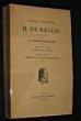 Oeuvres complètes de H. de Balzac, Tome XIV, La comédie humaine, première partie, études de moeurs, livre sixième, scènes de la vie de campagne II. ...