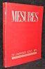 Mesures 15 janvier 1935 n°1. Balzac Honoré de, Collectif, Ponge Francis, Fargue Léon-Paul, Jouhandeau Marcel, Pouchkine, Claudel Paul, Pirandello ...