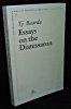 Essays on the Diatessaron. Baarda Tjitze