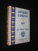 Annuaire de l'aviation, 1957. Collectif