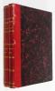 Le Tour du monde. Nouveau journal des voyages (année 1884 complète en 2 volumes). Collectif