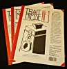 Trait de Presse, L'humour de l'actualité, n°1, 2 et 3. Collectif