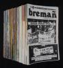 Breman (222 numéros, du n°0 au n°372). Collectif