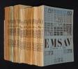 Emsav (120 numéros). Collectif