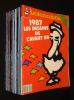 Les Dossiers du Canard Enchaîné (25 numéros). Collectif