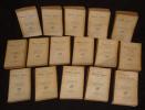 Le Livre des Mille et Une Nuits (16 volumes). Collectif