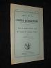 Bulletin de l'institut océanographique, n°1062 - 29 juin 1955 : Etude de quelques sédiments marins des environs de Concarneau (Finistère). Lefèvre P., ...