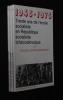 1945-1947 : trente ans de l'école socialiste en République socialiste tchécoslovaque (3 volumes). Collectif