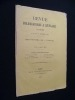 Revue bibliographique & littéraire, VIII - août 1898. Collectif