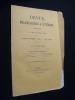 Revue bibliographique & littéraire, VII - juillet 1898. Collectif