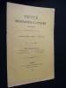 Revue bibliographique & littéraire, VIII - août 1896. Collectif