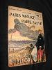 Paris menacé, Paris sauvé (collection Patrie, n°77). Vuillaume Maxime