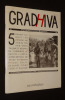 Gradhiva (n°5, 1988) : Dakar-Djibouti en Ethiopie - Notion de terrain - Orientalisme et négritude. Collectif