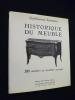 Historique du meuble. 200 modèles de meubles anciens. Janneau Guillaume
