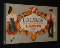 L'Alsace (Album série n°6, chocolaterie Lanvin). Collectif