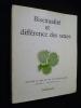 Bisexualité et différence des sexes (Nouvelle revue de psychanalyse, n° 7, printemps 1973). Collectif