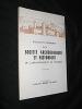 Bulletin et mémoires de la société archéologique et historique de l'arrondissement de Fougères, tome XVIII. Collectif