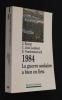 1984, la guerre scolaire a bien eu lieu. Battut Jean, Join-Lambert Christian, Vandermeersch Edmond