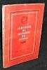 Almanach du voyageur en suisse 1939. Collectif