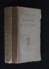 Oeuvres poétiques de N. Boileau, suivies d'oeuvres en prose. Boileau N.