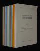 Bulletin des Amis de Jacques Rivière et Alain-Fournier (18 numéros). Collectif
