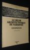 Le Décor architectonique de Narbonne : Les rinceaux (Revue archéologique de Narbonnaise, supplément 13). Janon Michel